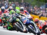 Sixième manche du MotoGP au Mugello.