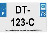 Nouvelles plaques d'immatriculation - Depuis aujourd'hui vous êtes certainement hors-la-loi.