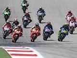 MotoGP / Jerez - Rossi mène l'arrivée du championnat sur le vieux continent.