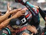 MotoGP / Jerez - Une pole record pour Quartararo qui rentre dans l'Histoire !
