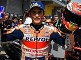 MotoGP / Sachsenring - Une 10ème pole record pour Márquez.