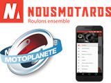 Motoplanete devient partenaire de Nousmotards.