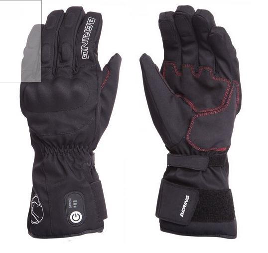 Bering rappelle ses gants chauffants Vesuvio.