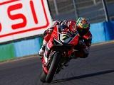WSBK / Magny-Cours - Davies offre un doublé à Ducati.