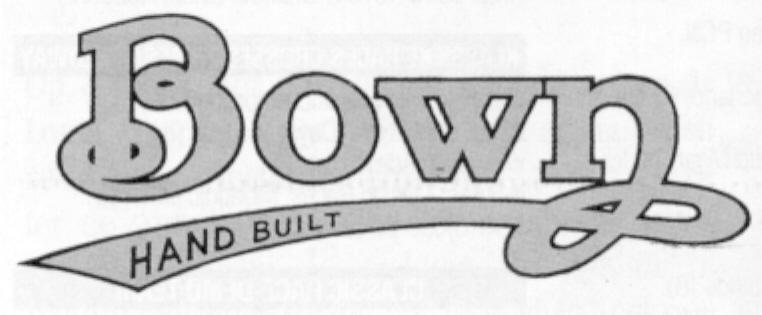 Bown (Birmingham)