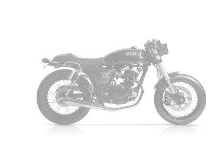 Bullit Motorcycles Spirit