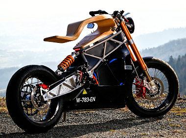 Essence Motocycles E-RAW