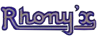 Rhony'x