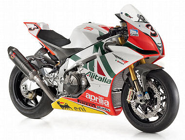 Aprilia RSV4 1000 Biaggi Superbike Replica