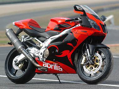 moto Aprilia RSV-R 1000 2005