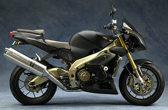 Aprilia 1000 TUONO R Limited 2002 - 1