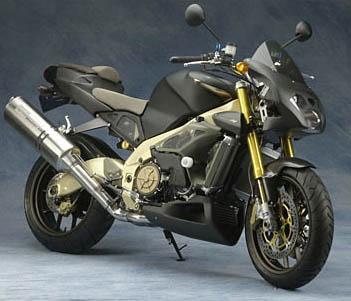 Aprilia 1000 TUONO R Limited 2002 - 4