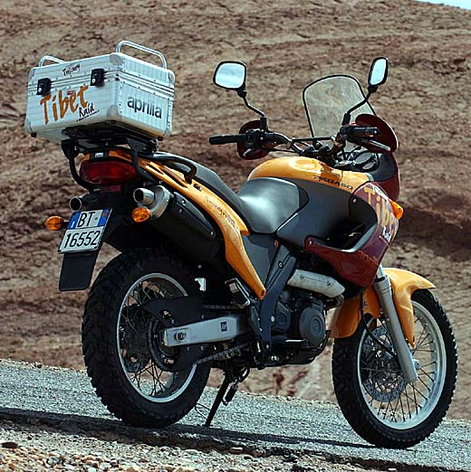 aprilia 650 pegaso tuscany tibet 2003 galerie moto motoplanete. Black Bedroom Furniture Sets. Home Design Ideas