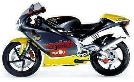 Aprilia RS 125 2005 - 8