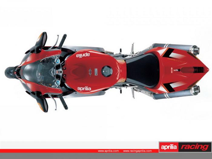 Aprilia RSV-R 1000 2005 - 9