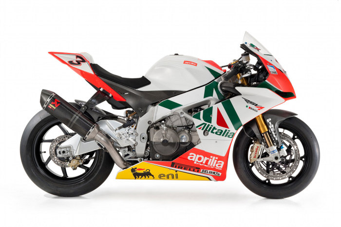 Aprilia RSV4 1000 Biaggi Superbike Replica 2010 - 1