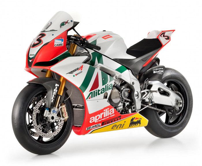 Aprilia RSV4 1000 Biaggi Superbike Replica 2010 - 2