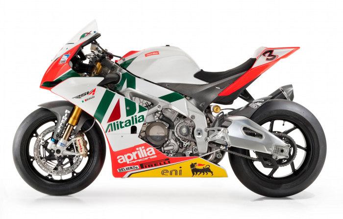 Aprilia RSV4 1000 Biaggi Superbike Replica 2010 - 6