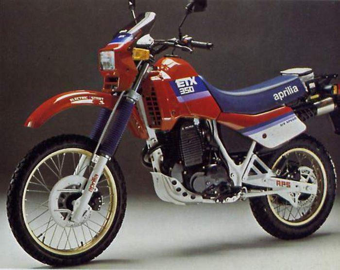 Aprilia ETX 350 1987 - 2