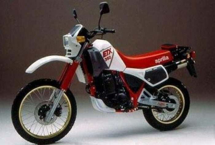 Aprilia ETX 350 1987 - 1