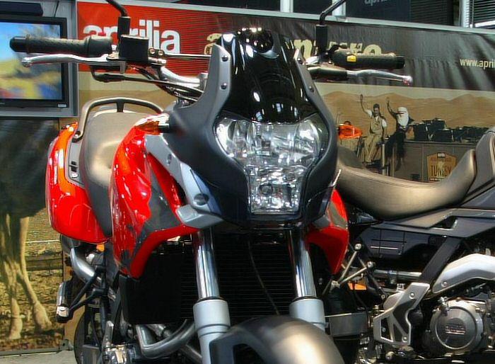 Aprilia 650 PEGASO STRADA 2008 - 9