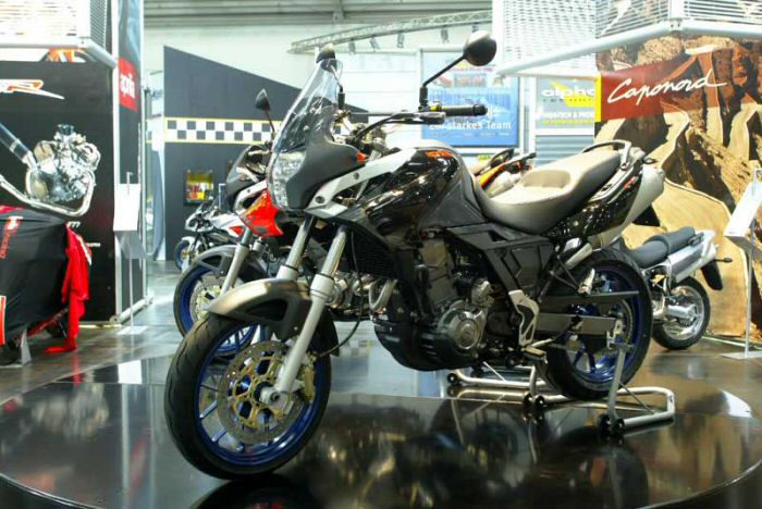 Aprilia 650 PEGASO STRADA 2008 - 16