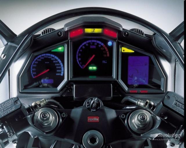Aprilia RST 1000 FUTURA 2001 - 11