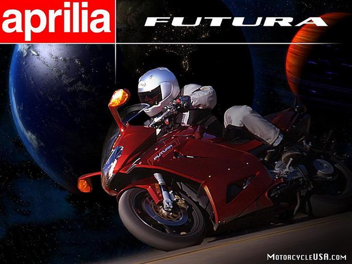 Aprilia RST 1000 FUTURA 2001 - 8