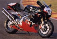 moto mythique : Aprilia RSV 1000 SP 2000