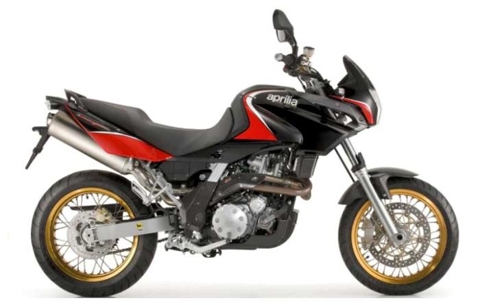 aprilia 650 pegaso factory 2009 fiche moto motoplanete. Black Bedroom Furniture Sets. Home Design Ideas