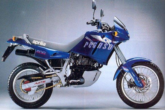 Aprilia Pegaso 600