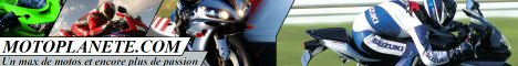 Motoplanete.com - Toutes les motos, un max d'essais et encore plus de passion.