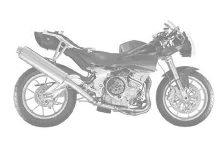 Benelli Tornado 900 RS