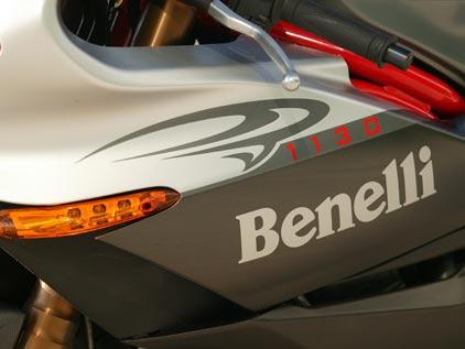 Benelli Tornado 1130 2006 - 8