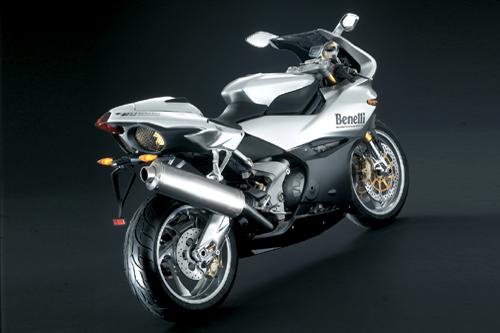 Benelli Tornado 900 Tre 2003 - 8