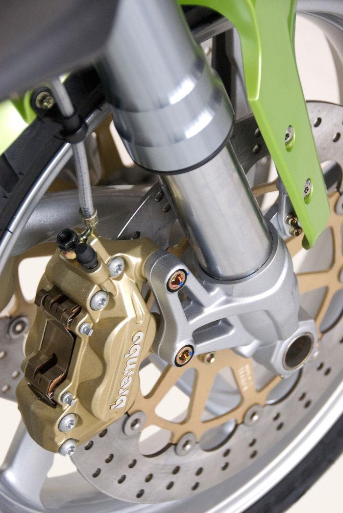 Benelli 899 Tre-K 2011 - 6