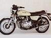 moto Benelli Quattro 354 1980