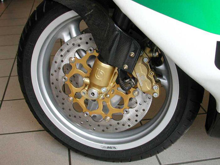 Bimota 500 V-DUE Corsa 1999 - 10