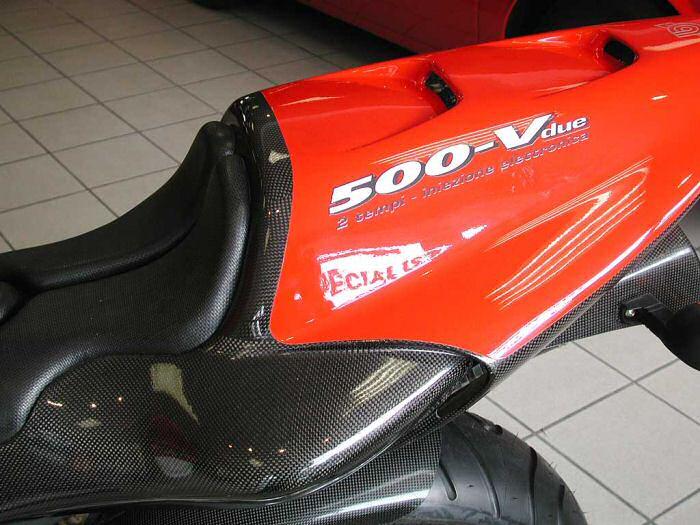 Bimota 500 V-DUE Corsa 1999 - 2
