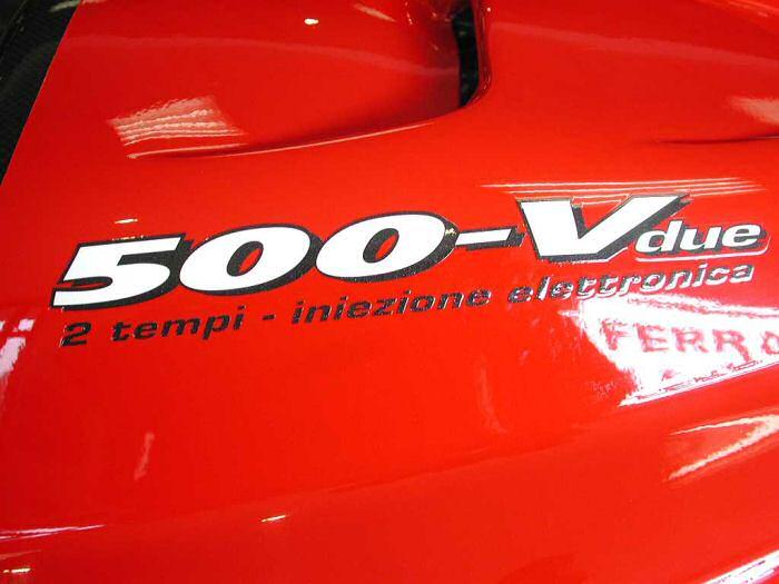 Bimota 500 V-DUE Corsa 1999 - 7