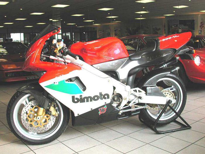 Bimota 500 V-DUE Corsa 1999 - 5