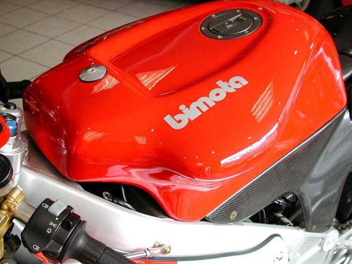 Bimota 500 V-DUE Corsa 1999 - 15