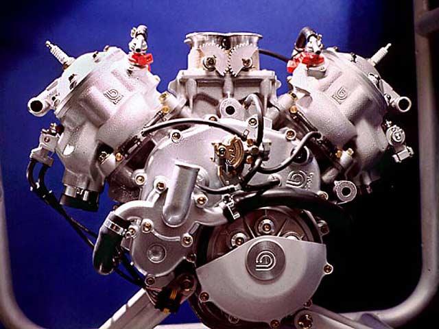 Bimota 500 V-DUE Corsa 1999 - 9