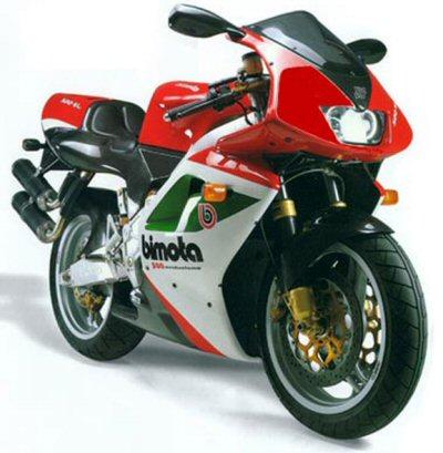 Bimota 500 V-DUE Corsa 1999 - 17