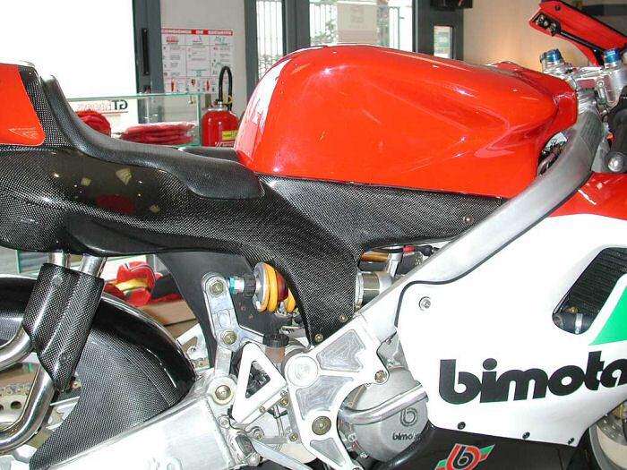 Bimota 500 V-DUE Corsa 1999 - 14