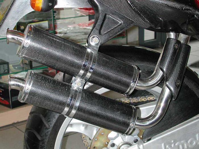 Bimota 500 V-DUE Corsa 1999 - 12