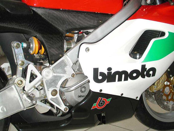 Bimota 500 V-DUE Corsa 1999 - 1