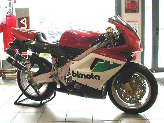 Bimota 500 V-DUE Corsa 1999 - 11