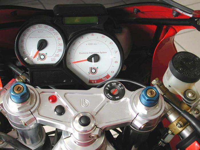 Bimota 500 V-DUE Corsa 1999 - 19