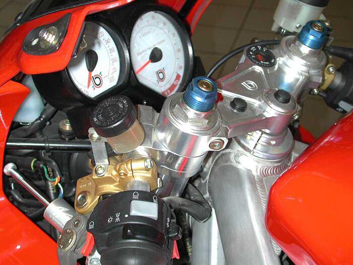 Bimota 500 V-DUE Corsa 1999 - 13